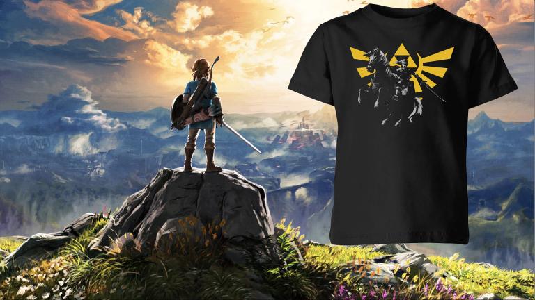 The Legend of Zelda : promotion sur l'ensemble de la collection + un cadeau pour l'achat de deux articles.