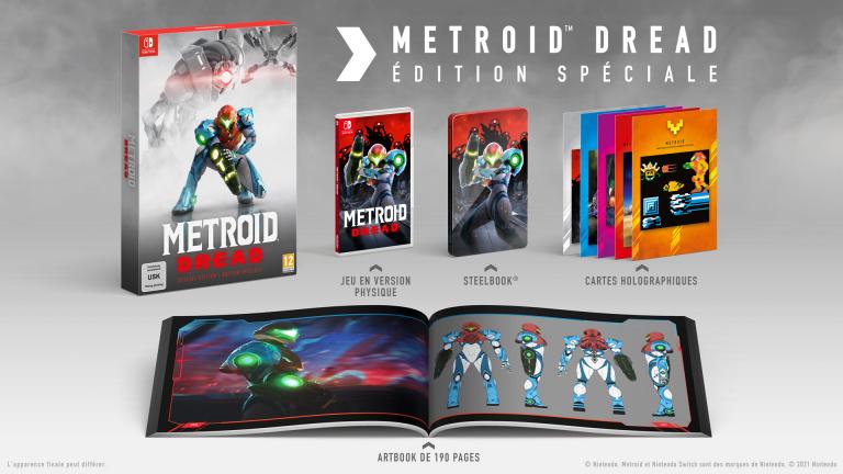 E3 2021 : Nintendo annonce Metroid Dread, un nouvel opus en 2,5D