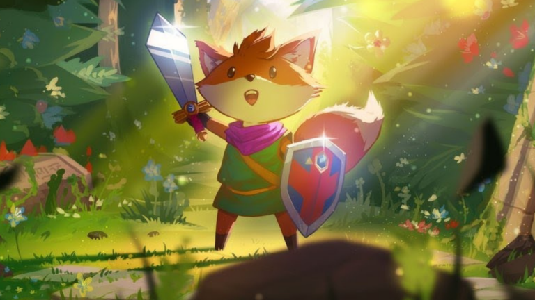 Tunic : La démo du Zelda-like mignon et exigeant nous a emballés