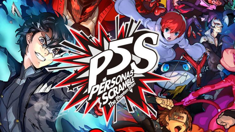 Persona 5 Strikers sur PS4 et Nintendo Switch voit son prix chuter
