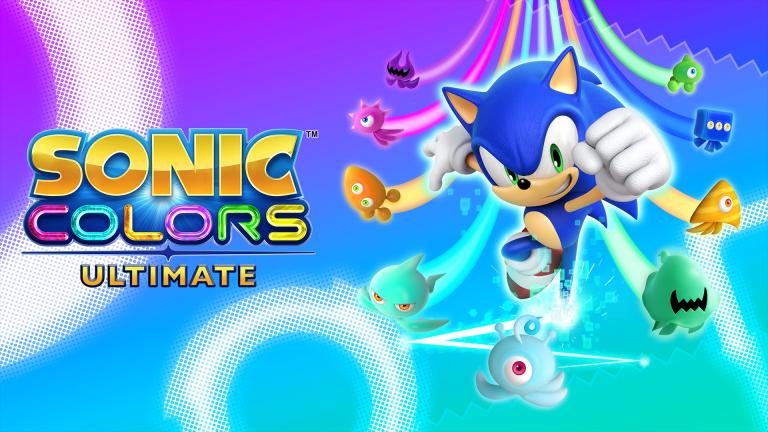 Sonic Colours Ultimate sur Nintendo Switch : la précommande à petit prix !