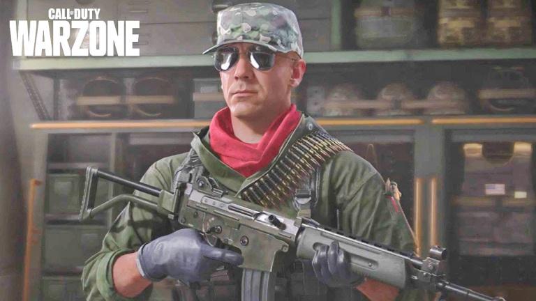 CoD Warzone, Black Ops Season 4 Guide: Operator Vargas Mission