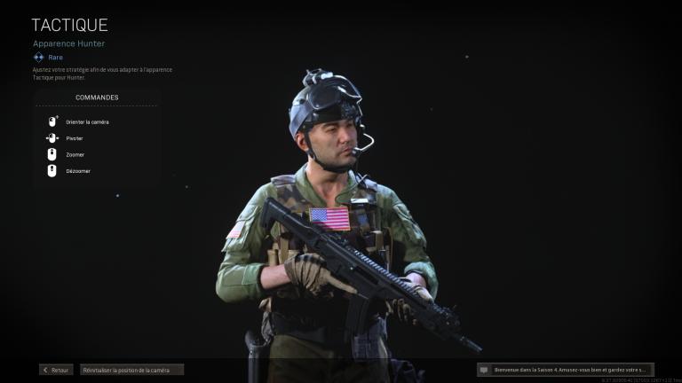 Call of Duty Warzone, saison 4 Black Ops : mission d'opérateur Hunter, liste et guide complet