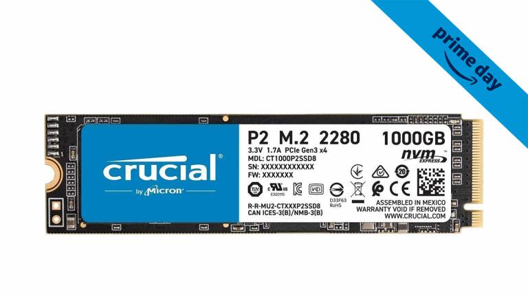 Prime Day : SSD Crucial P2 NVMe 1 To à prix très attractif