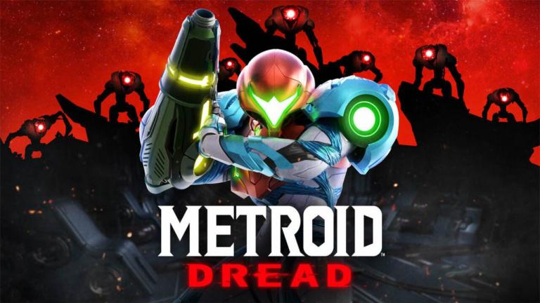 Metroid Dread en précommande pour 44,99€ chez Auchan !