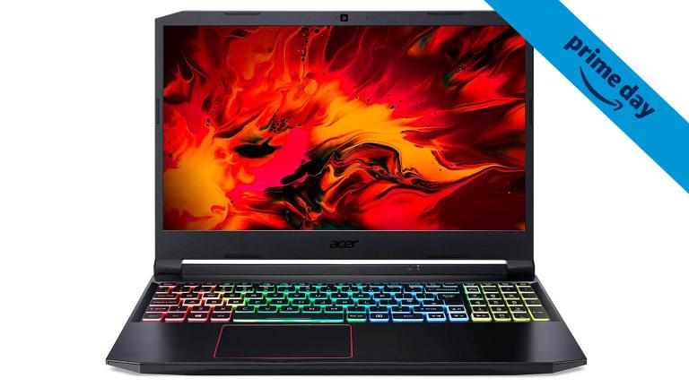 Prime Day : grosse baisse de prix sur un PC portable équipé d'une RTX 3060