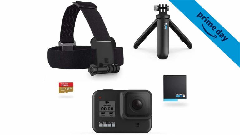 Prime Day : GoPro Pack HERO8 Black en promotion