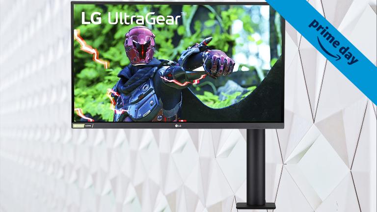 """Prime Day : l'écran LG Ergo UltraGear 27"""" QHD IPS à prix cassé !"""