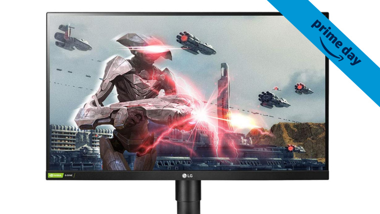 Prime Day : L'écran Gaming LG 27'' IPS Full HD à 210€ seulement