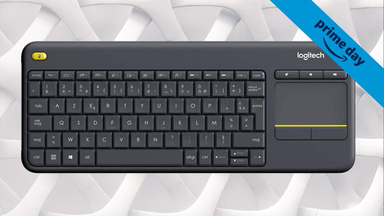 Prime Day : le clavier Logitech K400 sans fil voit son prix chuter