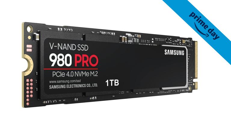 Prime Day : Le SSD Samsung 980 Pro 500 Go à -50% !