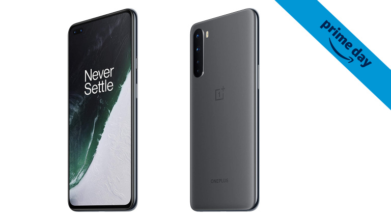 Prime Day : Le Smartphone 5G OnePlus Nord à -26%