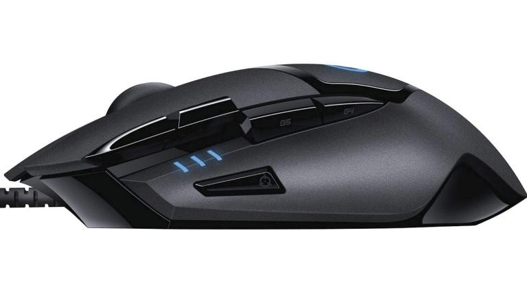 Souris Gaming Logitech G402 à prix réduit