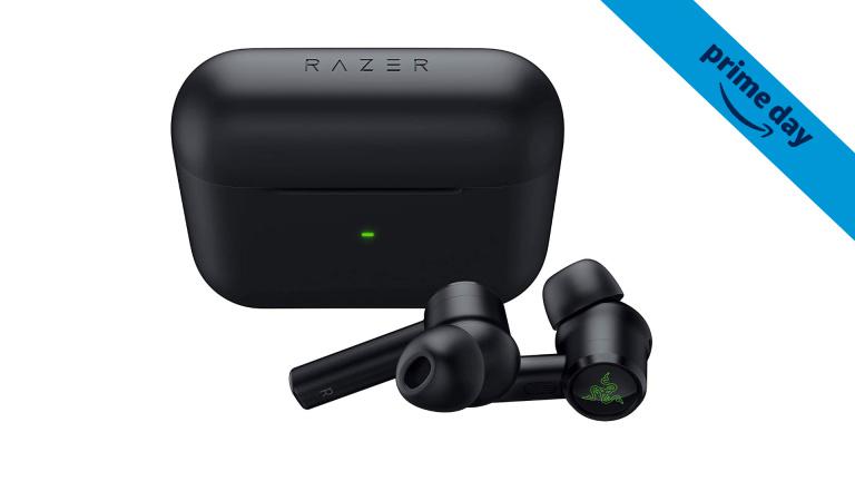 Prime Day : Razer True Wireless Hammerhead à -30%