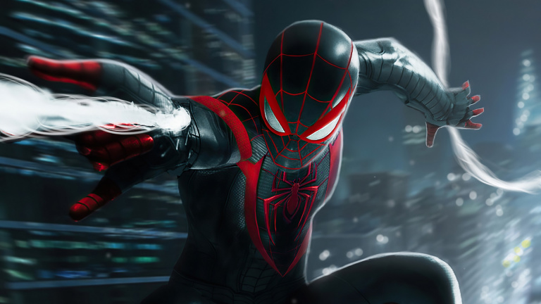 Prime Day : Spider-Man Miles Morales PS5 en promotion de 28%