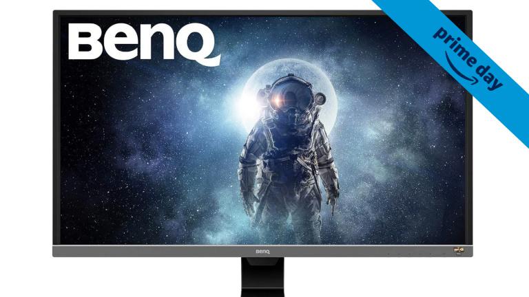 Prime Day : Moins de 350€ pour l'écran gaming 4K 32 pouces BenQ EW3270U