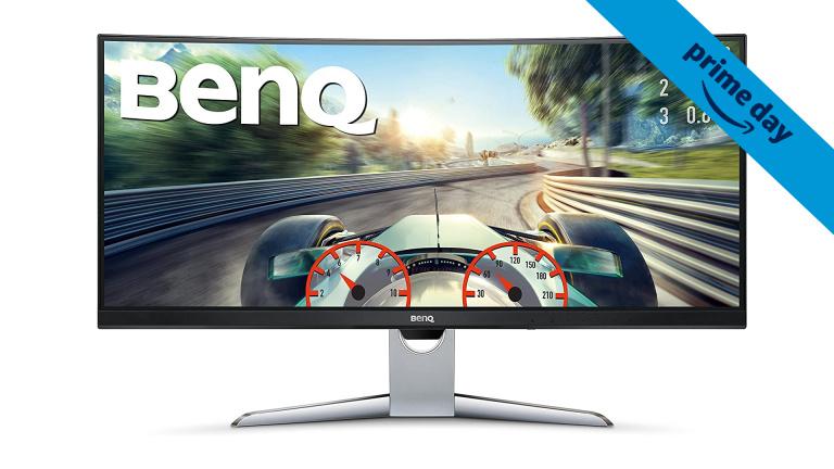 Prime Day : -38% sur l'écran gaming incurvé de 35 pouces BenQ EX3501R