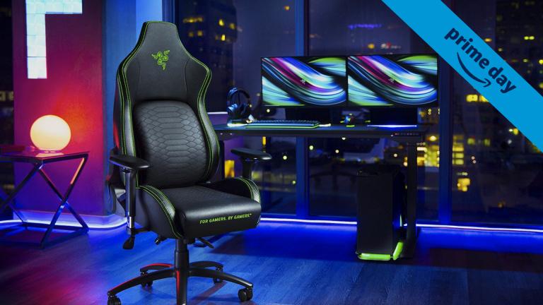 Prime Day : Le siège Gamer Razer Iskur à 399,99€ au lieu de 549€