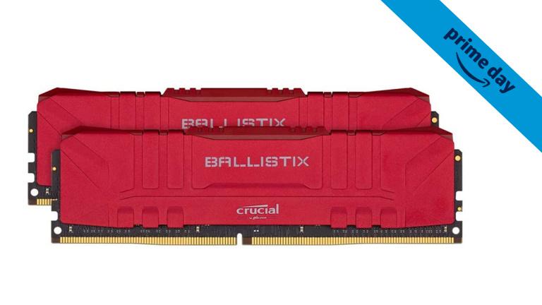 Prime Day : Les barettes de RAM Crucial pour PC Gamer à petit prix