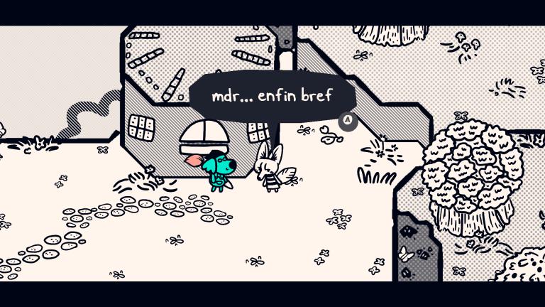 Chicory : Le jeu d'aventure doté d'un sacré coup de pinceau
