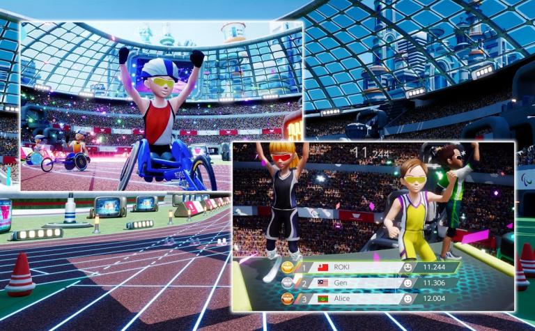 The Pegasus Dream Tour : Les Jeux Paralympiques sur vos mobiles