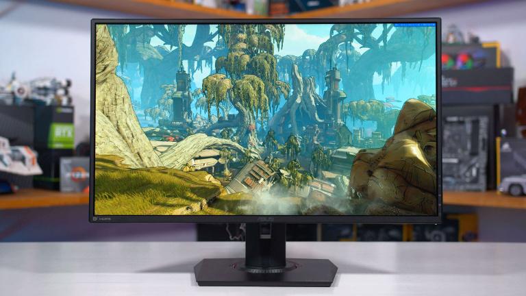 Soldes : 229€ l'écran PC gamer Asus TUF VG27VQ de 27 pouces et 165 Hz