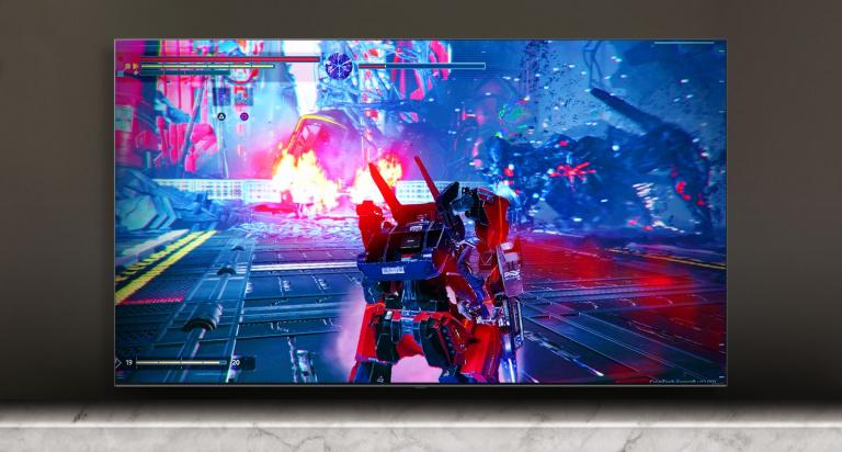 Soldes : La Smart TV 4K 65 pouces LG NANO79 à 699€