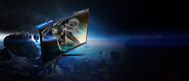 Soldes 2021 : L'écran PC gamer MSI 24 pouces 144hz 1ms à petit prix !