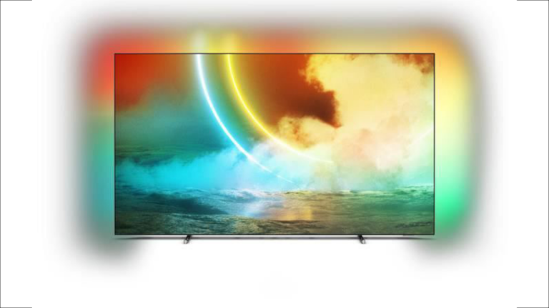 La Smart TV Philips 55 pouces OLED 4K voit son prix chuter