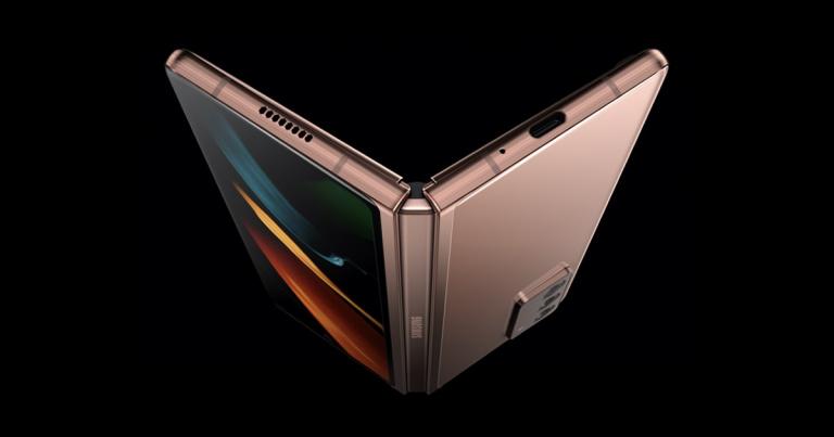 Soldes 2021 : le Samsung Galaxy Z Fold 2 5G à prix cassé