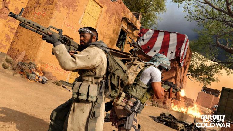 Call of Duty Warzone & Black Ops Cold War : weekend double XP en approche !