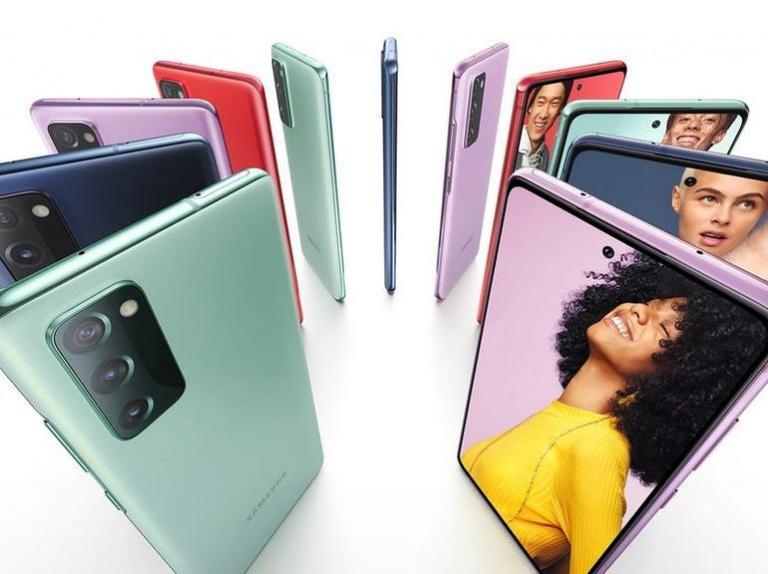 Soldes : 150€ de réduction sur le Samsung Galaxy S20 FE 5G