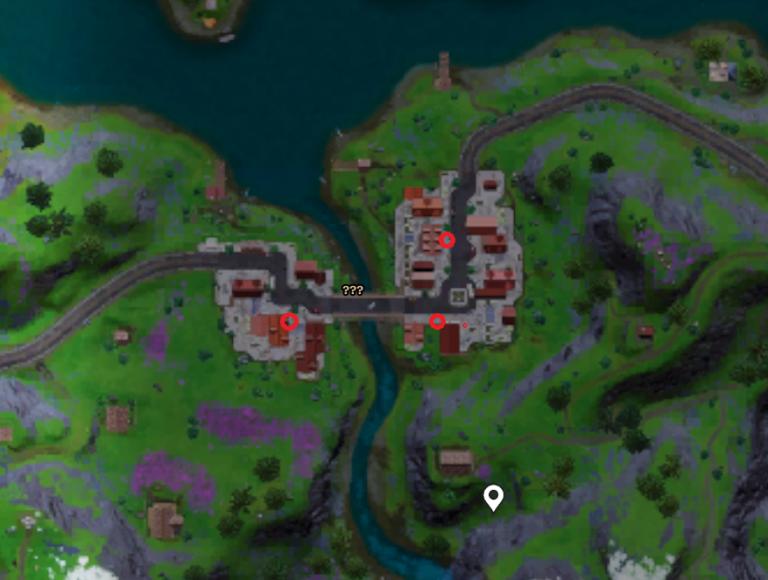 Fortnite, saison 7 : placer des avis de recherche à Weeping Woods et Misty Meadows (défis légendaires de semaine 4)