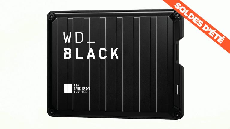 Soldes 2021 : Le disque dur externe gaming Western Digital 2 To à -25% !