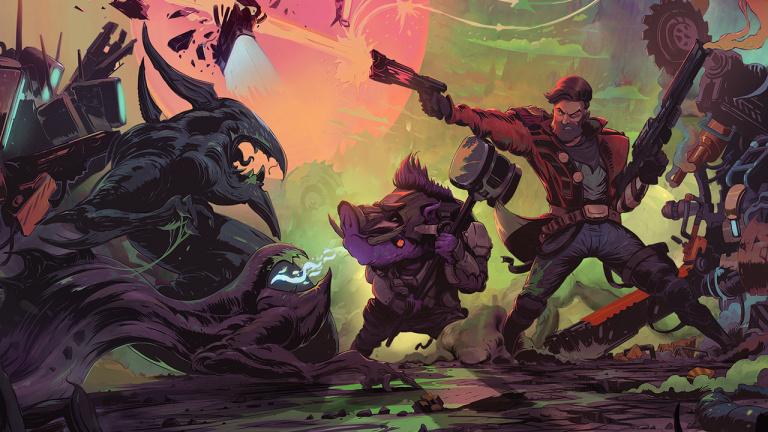 Space Punks : Quand Borderlands et Les Gardiens de la Galaxie forment un shooter efficace
