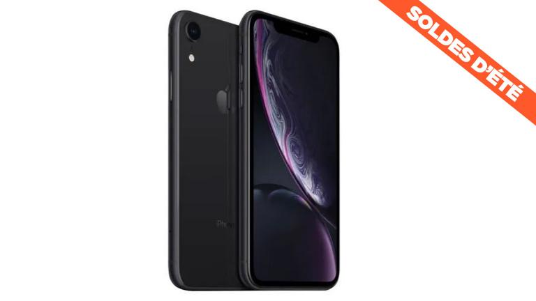Soldes : l'iPhone XR 64Go reconditionné à prix réduit