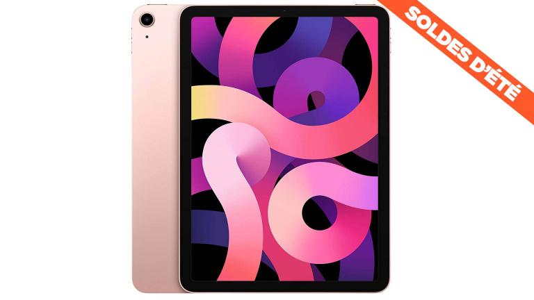 Soldes : l'iPad Air 2020 à bon prix