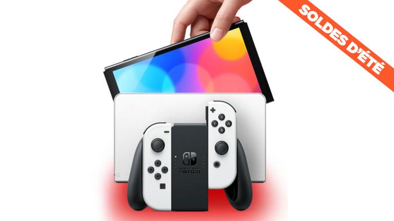 Soldes : 10% de réduction sur de nombreux jeux et consoles jusqu'à 13h