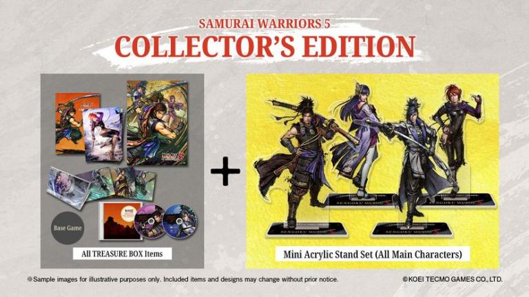 Samurai Warriors 5 : Date de sortie, multijoueur, nombre de personnages… On fait le point