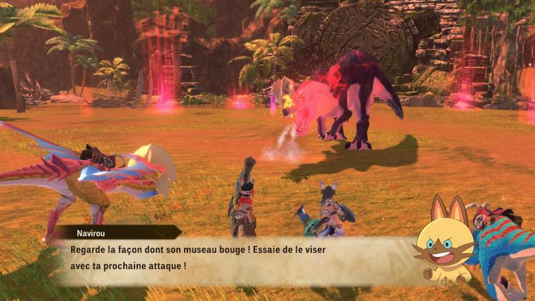 Monster Hunter Stories 2 : Quels Monsties choisir dans son équipe ?