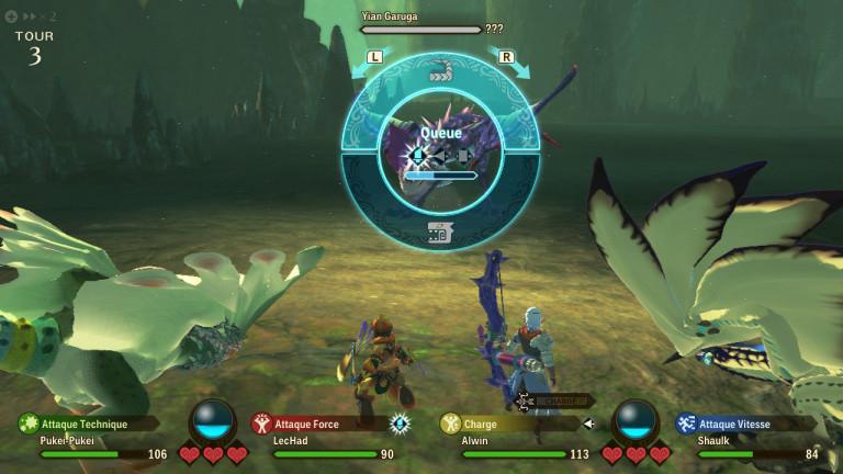 Guide des combats dans Monster Hunter Stories: Comment connaître les faiblesses des monstres?