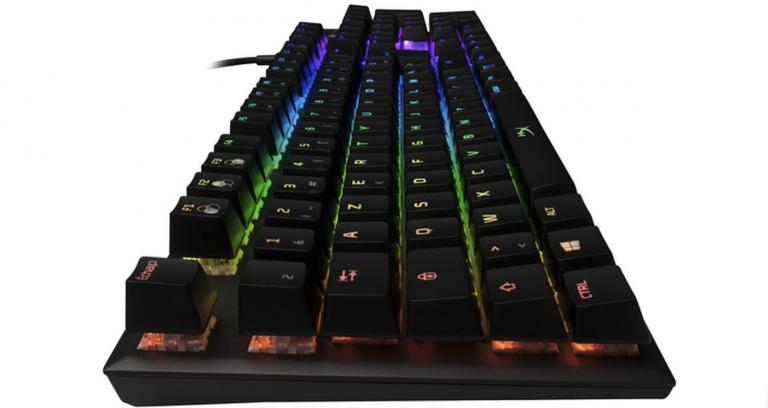 Soldes : le clavier mécanique HyperX Alloy FPS à prix cassé !