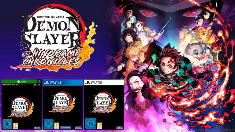Demon Slayer : où précommander le jeu PS5, PS4 et Xbox au meilleur prix