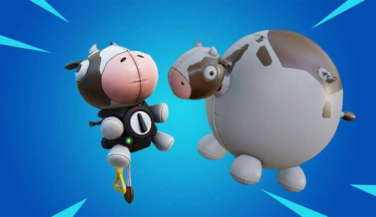 Fortnite, saison 7 : Le taureau gonflable, notre guide du nouvel objet