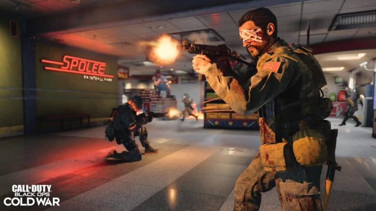 Call of Duty Warzone, saison 4 Black Ops : débloquer gratuitement le OTs 9