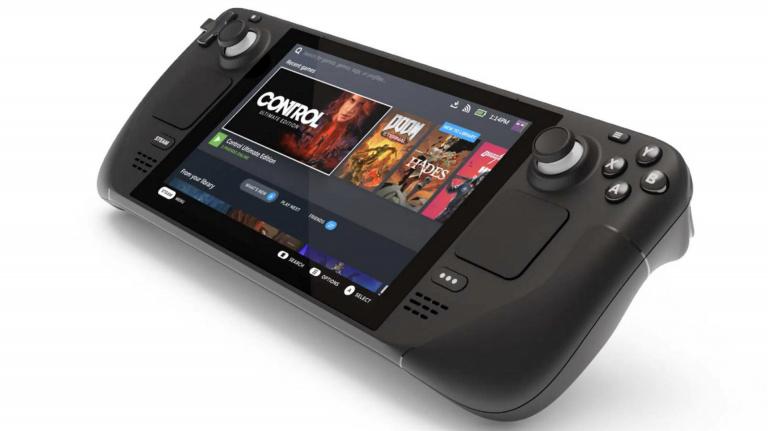 Steam Deck : Valve annonce sa console portable, tous les détails