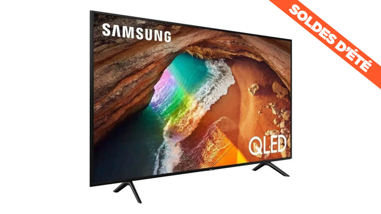 Soldes : moins de 850€ pour une TV 4K 65 pouces Samsung QLED 100 Hz