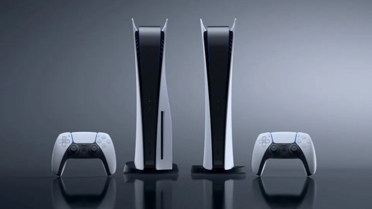 Des PS5 disponibles en stock !