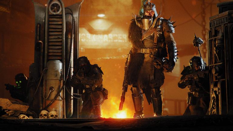 Warhammer 40,000 Darktide – Pas de chasse à l'hérétique en 2021
