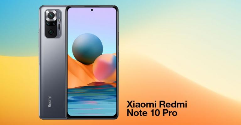 Soldes 2021 : Le Xiaomi Redmi Note 10 Pro 128 Go est en promo !